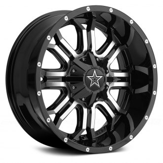 TIS® - 535MB Gloss Black with Machined Face