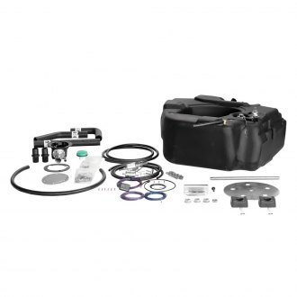 Titan Fuel Tanks® - Spare Tire Auxiliary Fuel System