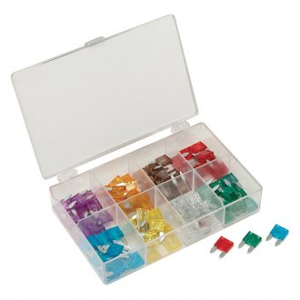 Titan® - Mini Blade Fuse Assortment with Case
