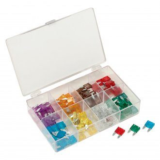 Titan Tools® - 96-Piece Mini Blade Fuse Assortment