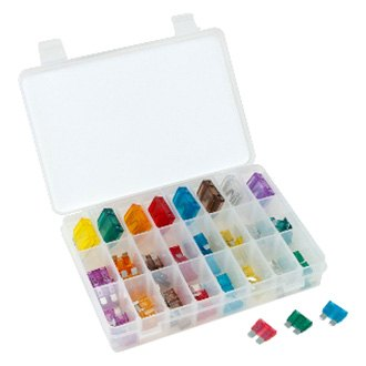 Titan Tools® - 88-Piece Master Auto Fuse Assortment