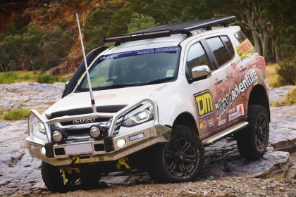TJM ® First Look at Offroad Adventure Show S4 Vehicles (HD)