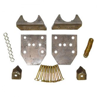 TNT® - Leaf Spring Perches Kit