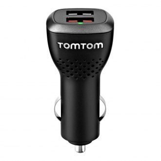 TomTom® - USB Dual Car Charger