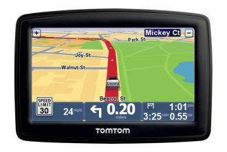 TomTom® - START 55 TM 5.0 Touch Screen Vehicle GPS Navigator