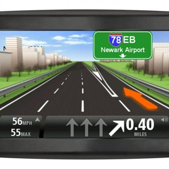 "TomTom® - VIA 1505 M 5.0"" Touchscreen Vehicle GPS Navigator with Lifetime Maps Update , BlueTooth Hands-Free"