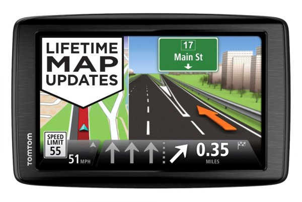 "TomTom® - VIA 1605 M RV 6.0"" Touch Screen Vehicle GPS Navigator"