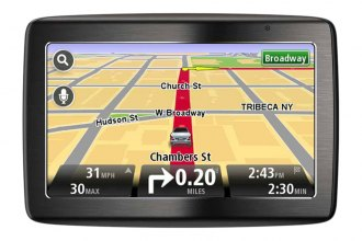 "TomTom® - VIA Series 4.3"" Touchscreen Vehicle GPS Navigator"