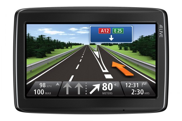 "TomTom® - GO 1535 TM LIVE 5.0"" Touch Screen Vehicle GPS Navigator LIVE™ Service"