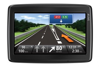 TomTom® - GO 1535 TM LIVE 5.0 Touch Screen Vehicle GPS Navigator LIVE™ Service