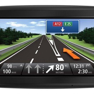 "TomTom® - Refurbished GO 1535 TM LIVE 5.0"" Touchscreen Vehicle GPS Navigator"