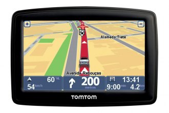 TomTom® - START 40 M 4.3 Touch Screen Vehicle GPS Navigator