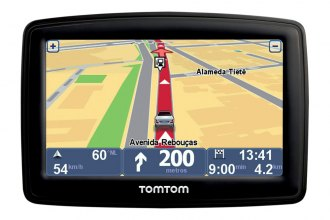 "TomTom® - Start Series 4.3"" Touchscreen Vehicle GPS Navigator"