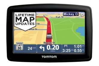 "TomTom® 1ET0.052.09 - Start 45 M 4.3"" Touchscreen Vehicle GPS Navigator with Lifetime Maps Update"
