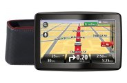 "TomTom® - VIA 1530 TM Bundle 5.0"" GPS Navigator with Case"
