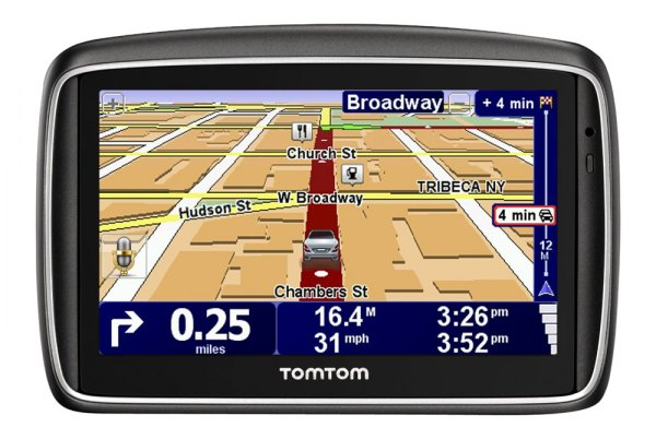tomtom 1cf705200 gps tomtom go 740 live traffic. Black Bedroom Furniture Sets. Home Design Ideas