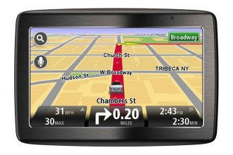 TomTom® - GPS, VIA 1535TM, 5.0 US-CAN-MX LTT +