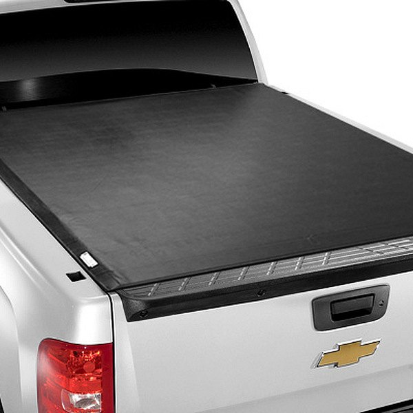 TonnoPro® - LoRoll Tonneau Cover, Closed