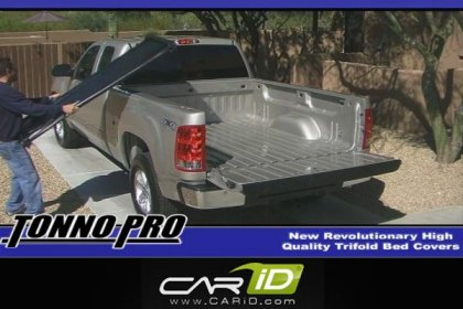 TonnoPro® TonnoFold Tonneau Cover Installation Video