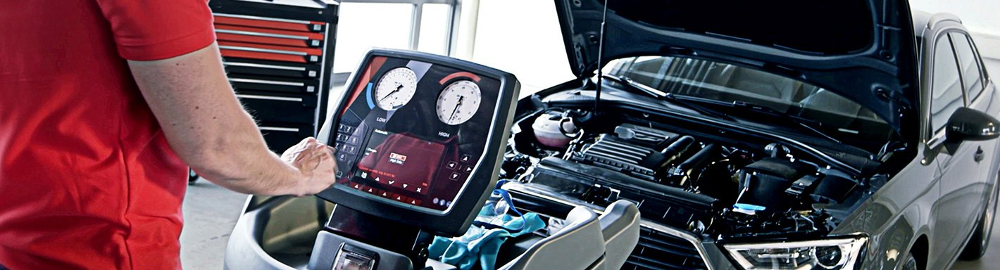 Ford Transit AC Tools & Equipment