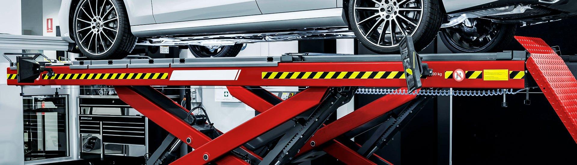 Automotive Lifts & Stands