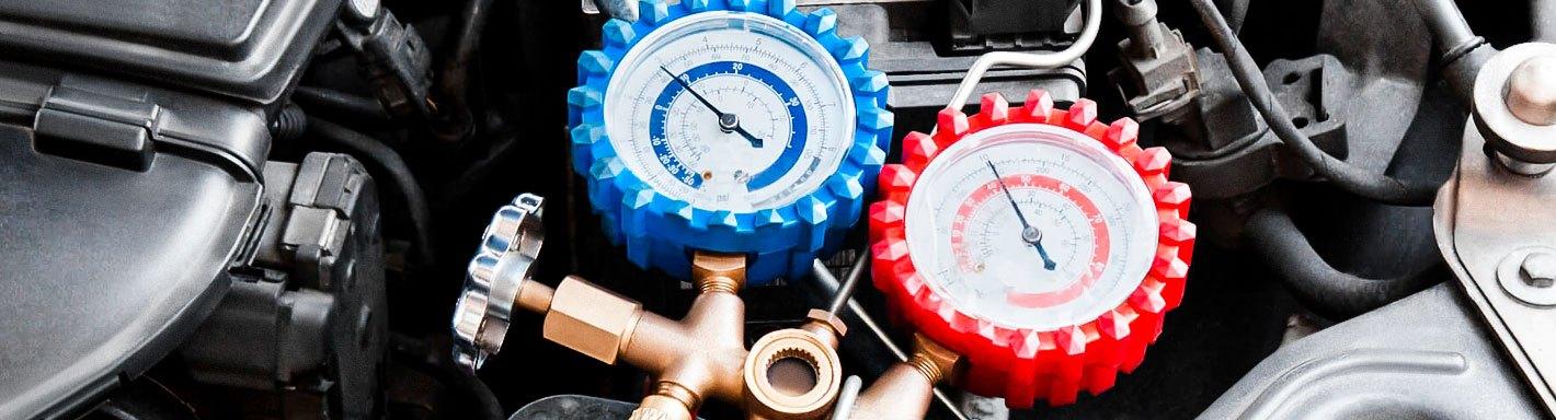 Maserati Cooling System Repair Tools