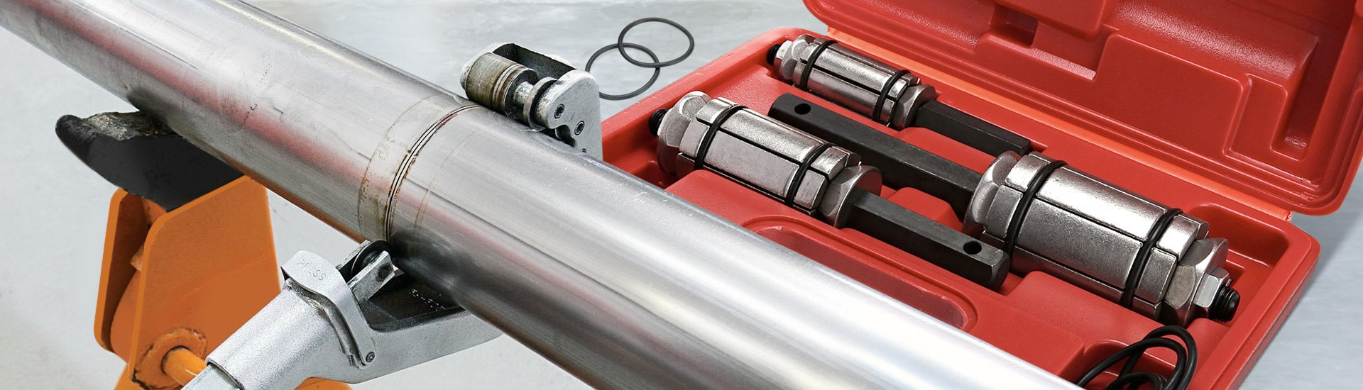 Exhaust System Service Tools
