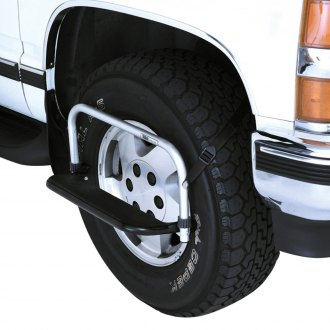 Top Line® - Tire Hopper Tire Step