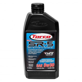 Torco® - SR-5 100% Synthetic GDL Racing Motor Oil