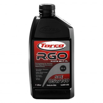 Torco® - 85W-140 SAE Grade RGO Racing Gear Oil, 1.05 Quart