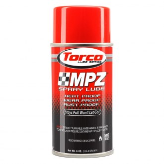Torco® - MPZ Spray Lube, 12x8 oz