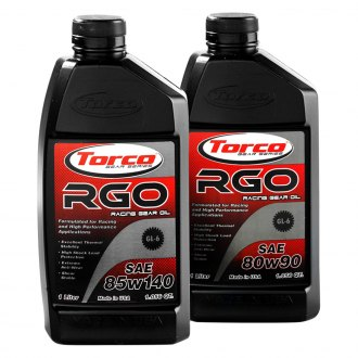 Torco® - RGO Racing Gear Oil