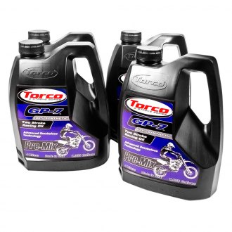 Torco® - GP-7 2-Stroke Racing Oil, 4 Bottles, 1 Gallon