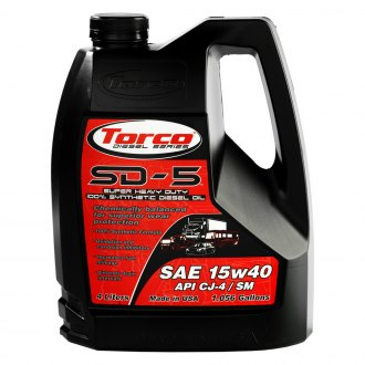 Torco® - SD-5 Synthetic Diesel Motor Oil