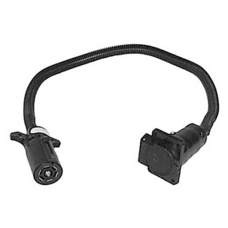 "Torklift® - 120"" 7-Pin Wiring Pigtail Harness for Receiver Extension"