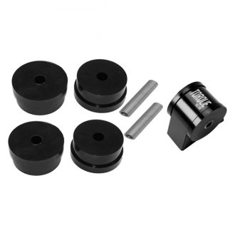 Torque Solution® - Side Mount Inserts and Billet Engine Mount Combo