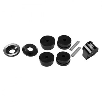 Torque Solution® - Side and Rear Mount Inserts and Billet Front Engine Mount Combo