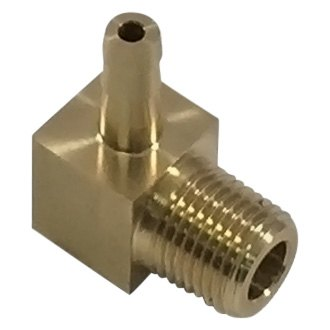 "Torque Solution® - Brass 1/8"" NPT Fitting"