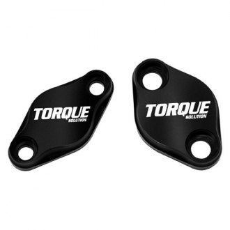 Torque Solution® - Air Pump Delete Plate Set