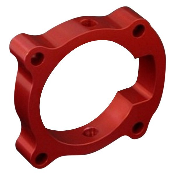Torque Solution® - Red Throttle Body Spacer