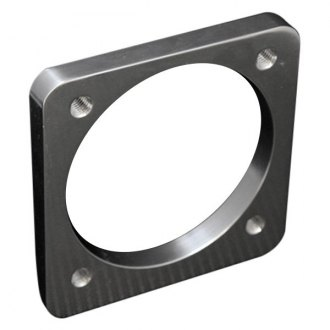 Torque Solution® - Billet Weld On Throttle Body Flange