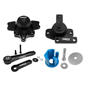 Torque Solution® - Engine, Transmission and Pendulum Mount Kit with Race Insert