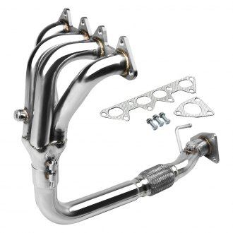 Torxe™ - Racing 304 SS Polished Exhaust Header