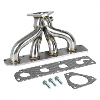Torxe® - Racing 304 SS Polished Short Tube Exhaust Header
