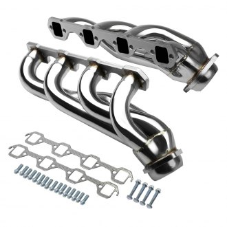 Torxe® - Racing 4-1 304 SS Polished Short Tube Exhaust Headers