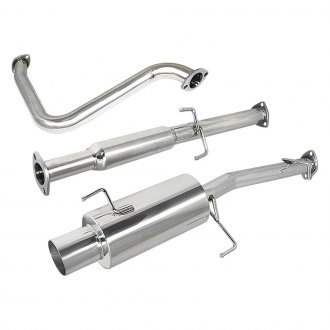 Torxe® - Stainless Steel Cat-Back Exhaust System