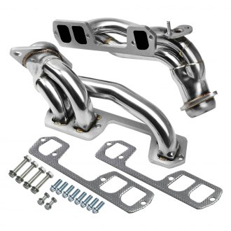 Torxe™ - JDM Racing 3-1 304 SS Polished Short Tube Exhaust Headers