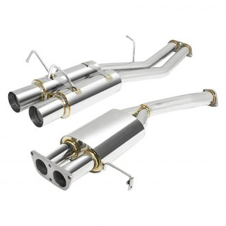 Torxe™ - Stainless Steel Cat-Back Exhaust System with Dual Rear Exit