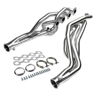 Torxe® - Type-2 Stainless Steel Polished Long Tube Exhaust Headers