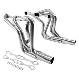Torxe™ - Racing 4-1 304 SS Polished Long Tube Exhaust Headers